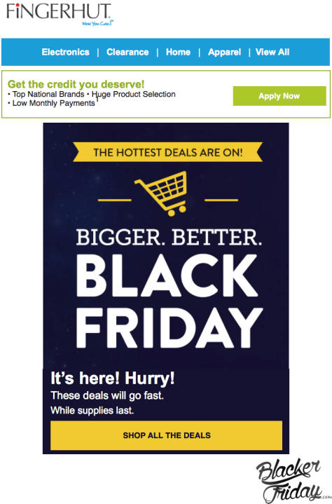 Fingerhut Black Friday Sale - Page 1