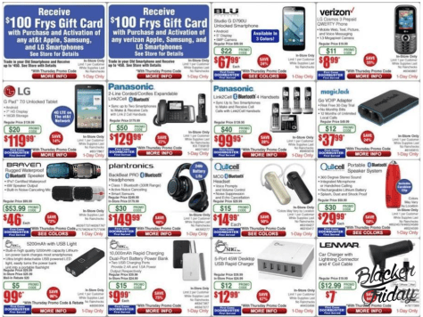 Frys Black Friday Sale 2016 - Page 7