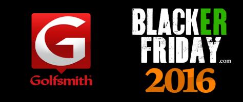 Golf Smith Black Friday 2016