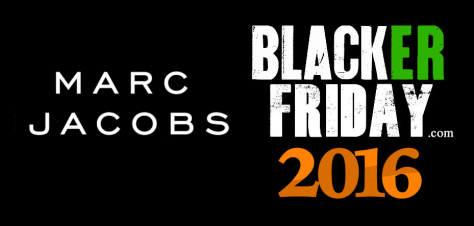 Marc Jacobs Black Friday 2016