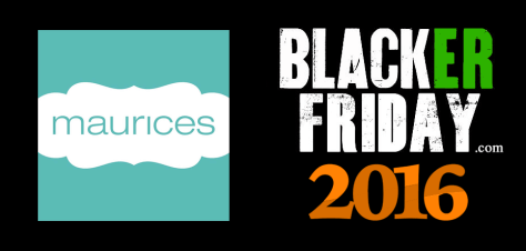 Maurices Black Friday 2016