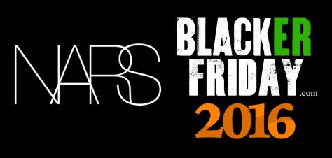 NARS Black Friday 2016