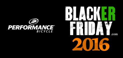 Performance Bike Black Friday 2016