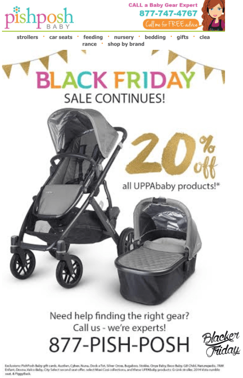 Pish Posh Baby Black Friday Sale - Page 2