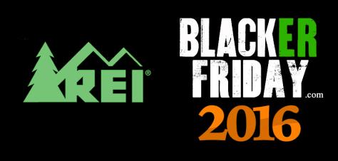 REI Black Friday 2016