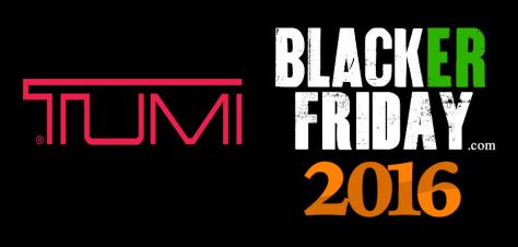 Tumi Black Friday 2016