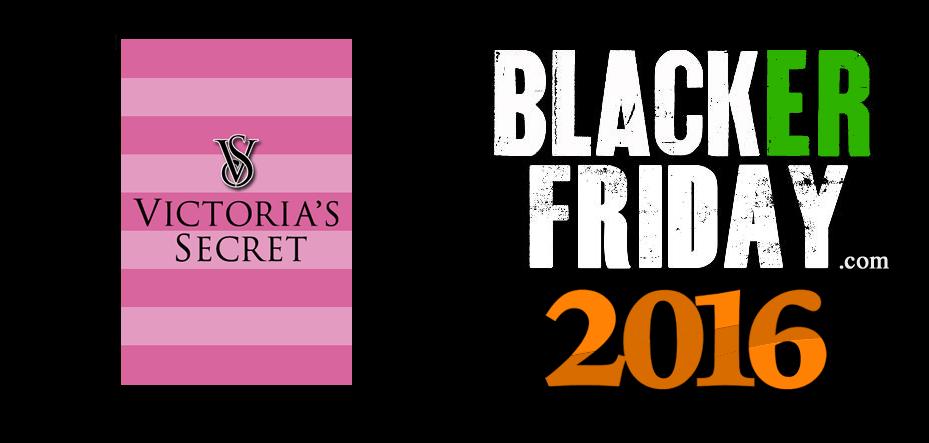 Friday Specials Black Victorias Secret
