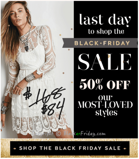 Free People Cyber Monday Ad Scan - Page 3