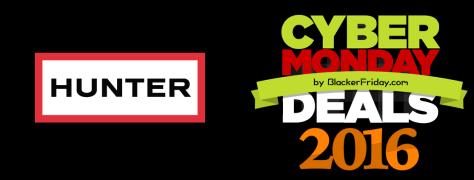 Hunter Cyber Monday 2016