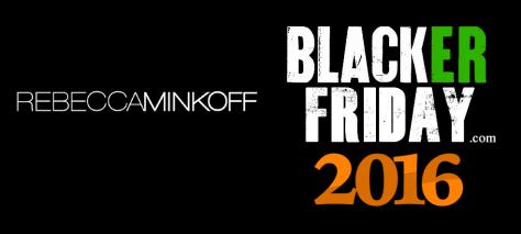 Rebecca Minkoff Black Friday 2016