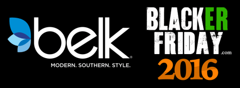 Belk Black Friday 2016