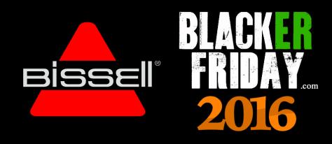 Bissell Black Friday 2016