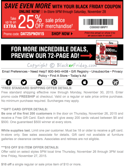 Bonton Black Friday Ad Scan - Page 5