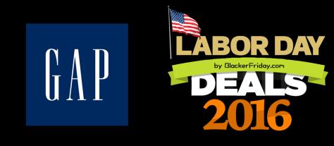 GAP Labor Day 2016