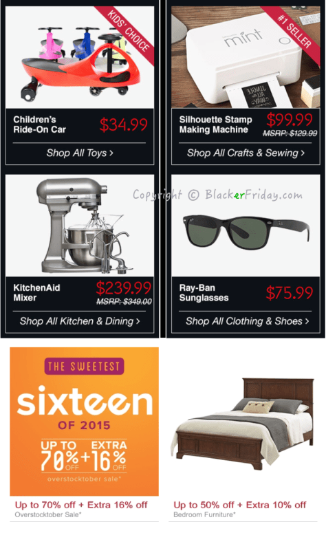 Overstock Black Friday Ad Scan - Page 2