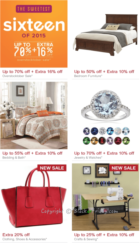 Overstock Black Friday Ad Scan - Page 3