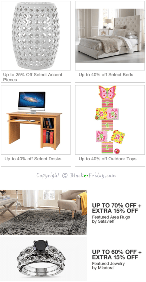 Overstock Black Friday Ad Scan - Page 5