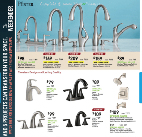 Lowes Labor Day 2016 Sale Flyer - Page 15
