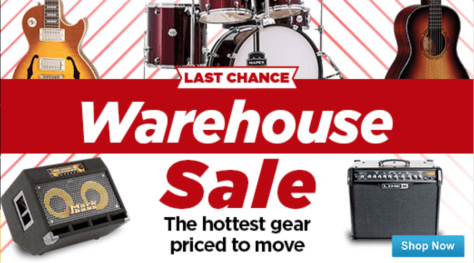 Musicans Friend Labor Day 2016 Sale - Page 3