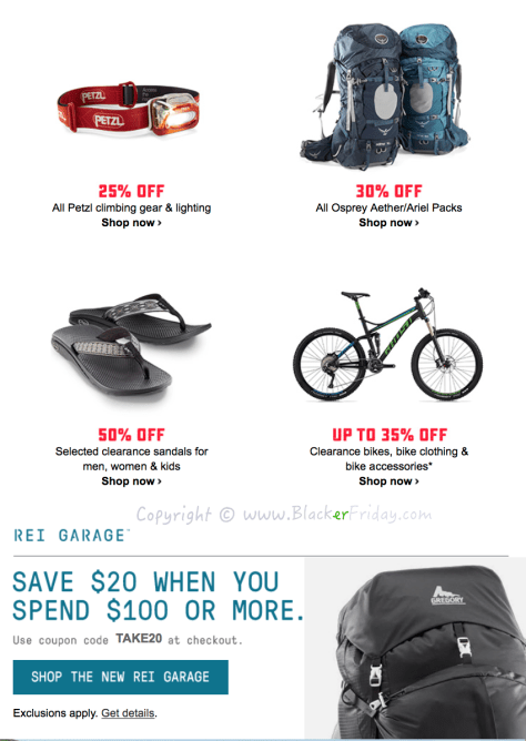 REI Labor Day 2016 Sale - Page 2