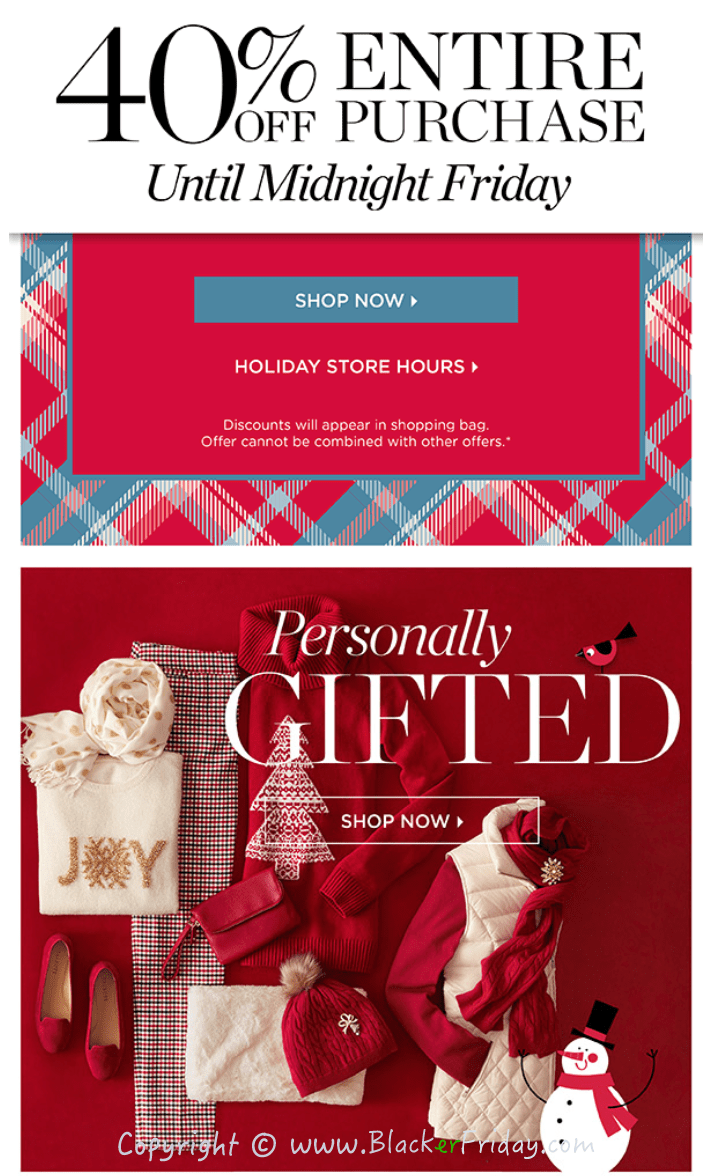 picture regarding Talbots Printable Coupon called Talbots discount coupons black friday : Convey coupon codes 50 off 150