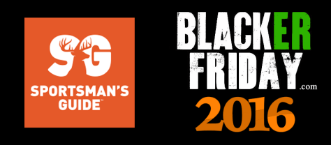 The Sportsmans Guide Black Friday 2016