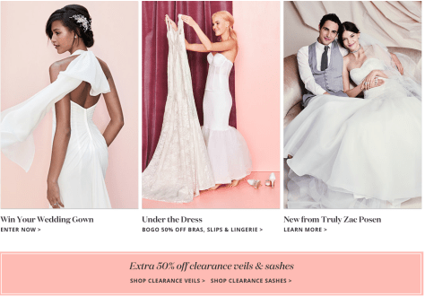 Davids Bridal Labor Day 2016 Sale - Page 2