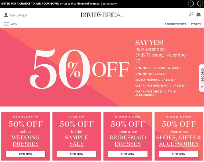 picture regarding David's Bridal Printable Coupon referred to as Davids Bridal Discount codes Design garments