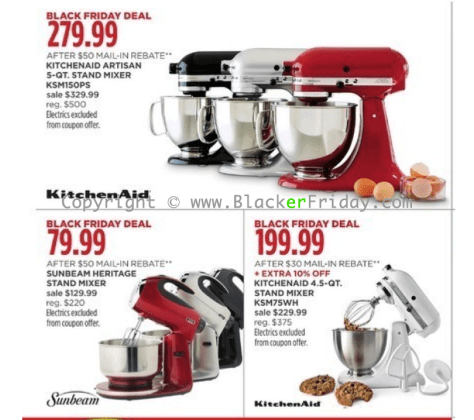 kitchenaid mixer black friday 2019 sales deals. Black Bedroom Furniture Sets. Home Design Ideas