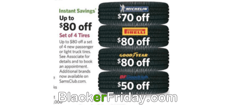 michelin-sams-club-black-friday-2016
