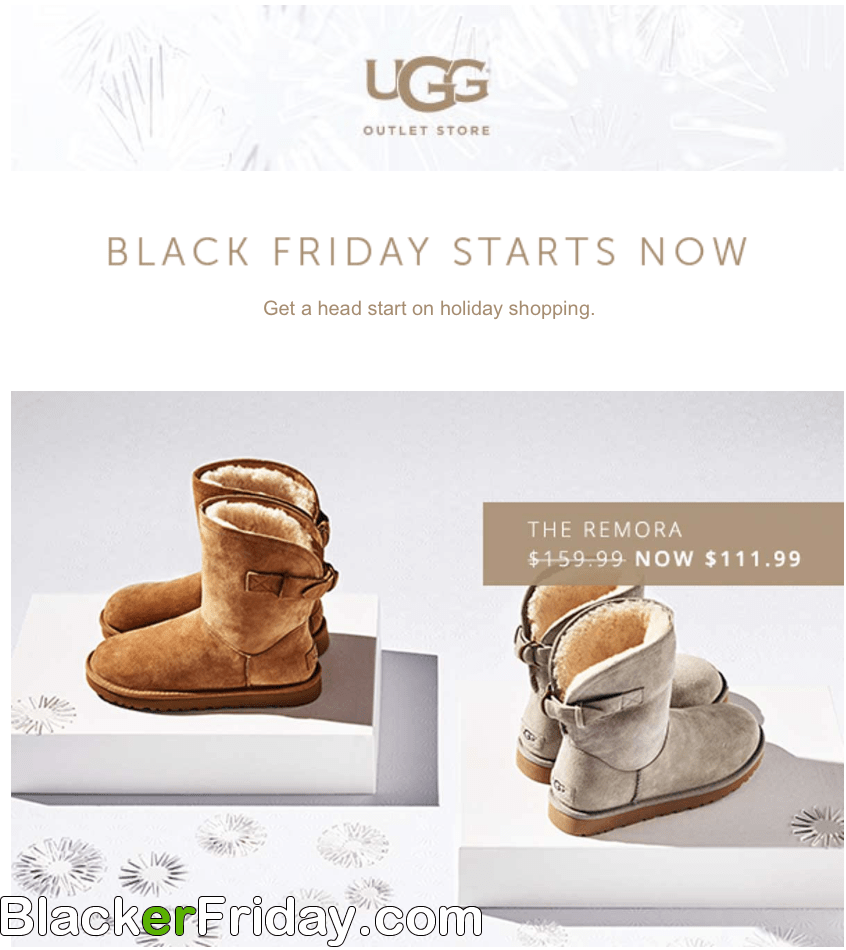 Uggs Boots Black Friday