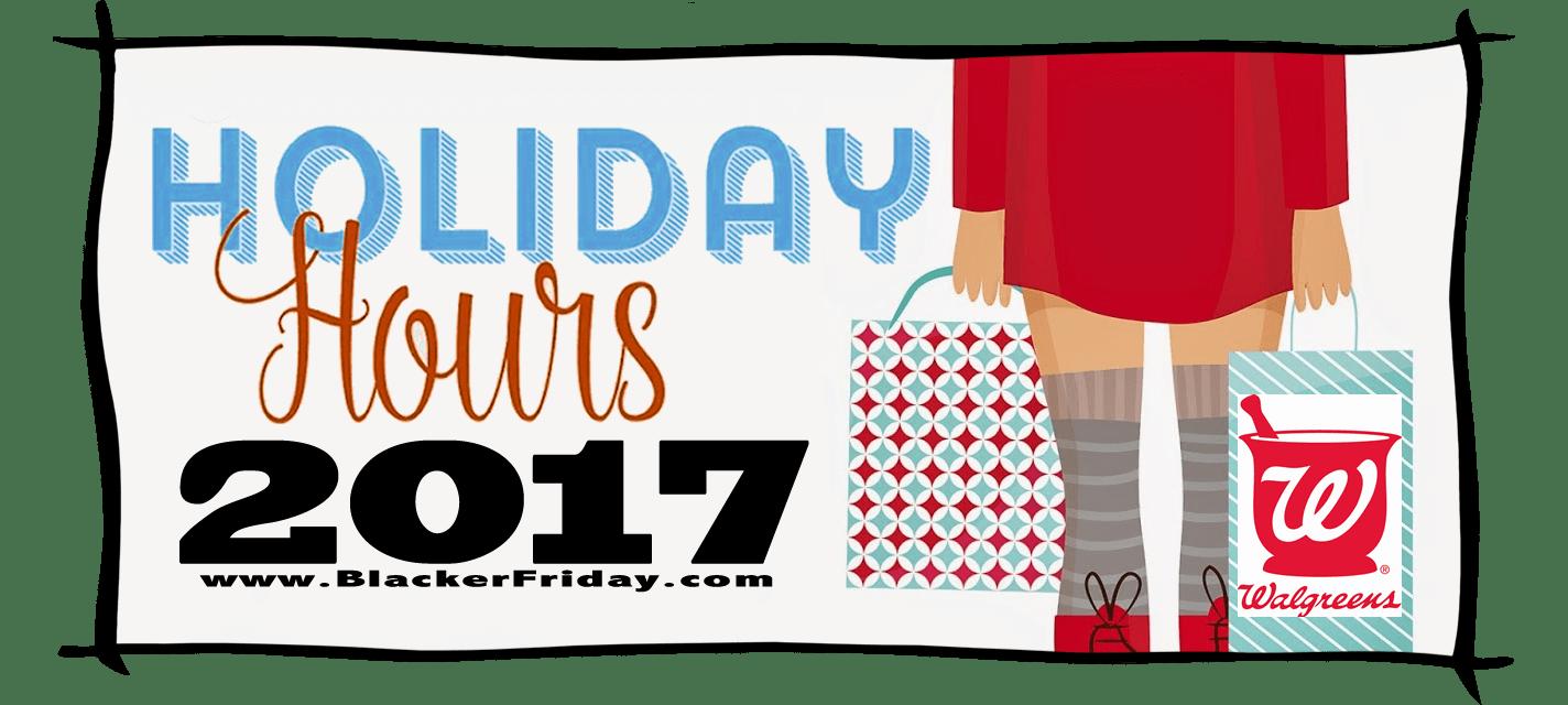Walgreens Black Friday 2017 Sale & Ad Scan | Blacker Friday