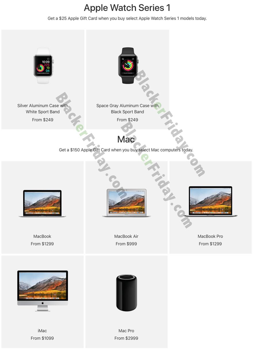 black friday deals on apple website