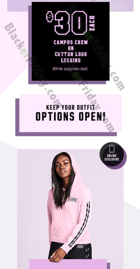 ea2fd87aae809 Victoria's Secret PINK Black Friday 2019 Ad & Sale Details ...