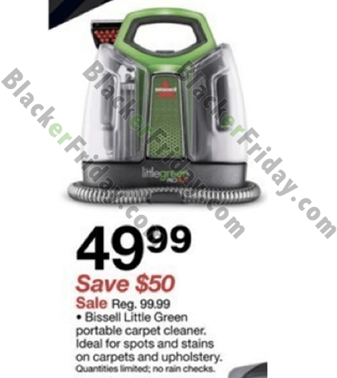 Bissell Black Friday Sale 2019 Amp Vacuum Deals Blacker Friday