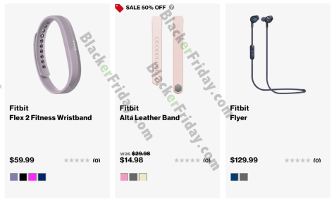 Fitbit Black Friday 2019 Sale & Deals - BlackerFriday com