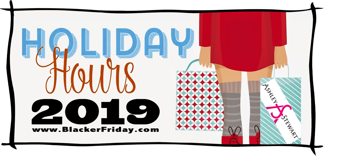 Ashley Stewart Black Friday Store Hours 2019