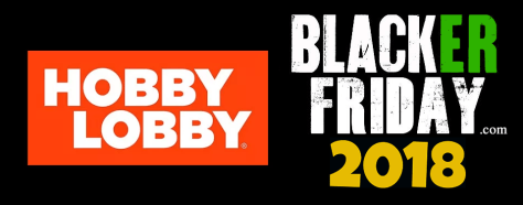 hobby lobby black friday 2018 sale ad - Hobby Lobby After Christmas Sale