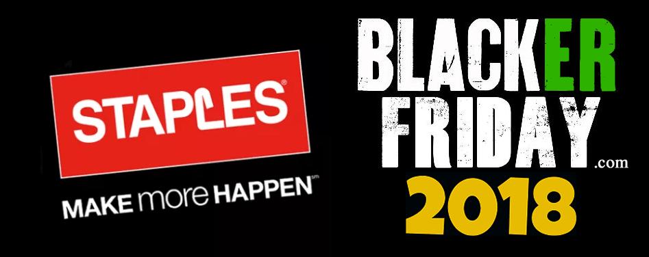 Staples cyber monday laptop deals 2018