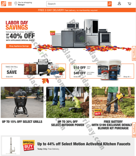 a23c090d5e9 Home Depot Labor Day Sale 2019 - BlackerFriday.com