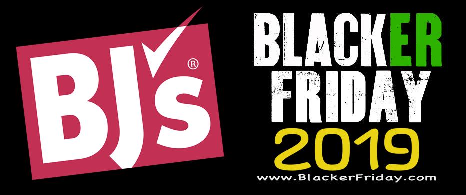 bjs wholesale black friday deals 2019