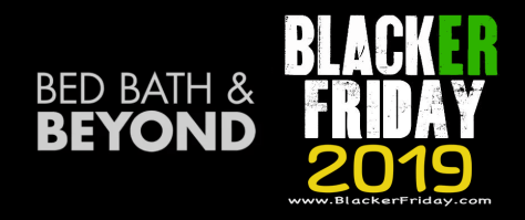 bed bath and beyond black friday