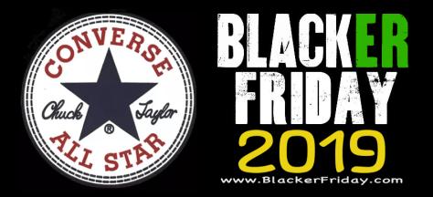 Converse Black Friday 2019 Ad, Deals and Sales