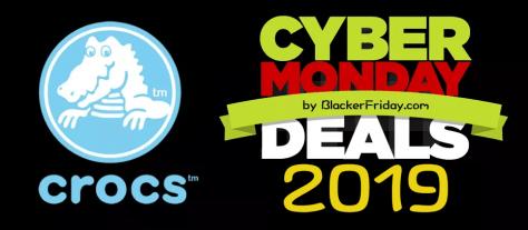 ad7927abb8a00 Crocs Cyber Monday 2019 Sale   Deals - BlackerFriday.com