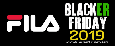 Fila Black Friday 2019 Sale & Deals - BlackerFriday.com