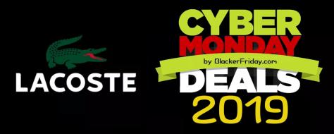 18fd95299d816 Lacoste Cyber Monday 2019 Sale - BlackerFriday.com