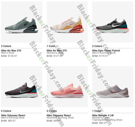 22d42a5448b4 What new Nike sneakers or gear are you planning on picking up this  Thanksgiving weekend  Let us know in the comments (you ll find the comments  section ...