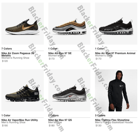 half off 10a0d 3ea18 Nike's Cyber Monday Sale for 2019 - BlackerFriday.com