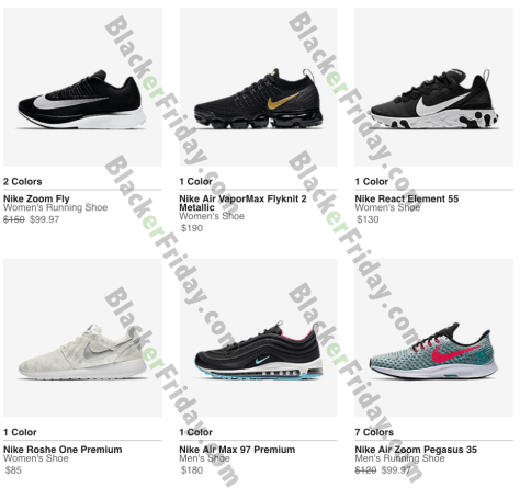cdc861e62342 What new pair of Nike shoes or gear are you planning on buying this Cyber  Monday  Let us know in the comments section at the bottom of the page!