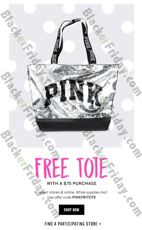 5666a7a5742 Victoria s Secret PINK Black Friday 2019 Sale   Deals ...